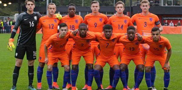 Oranje onder 19 – San Marino onder 19, 4-0