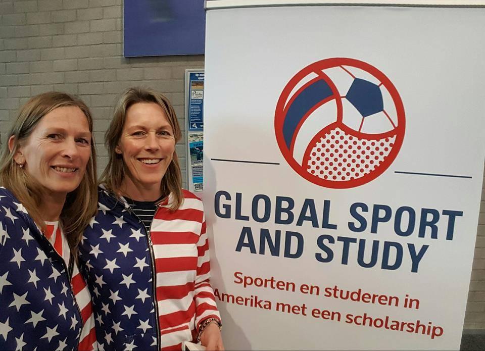 Global Sport and Study aanwezig bij het NOJK
