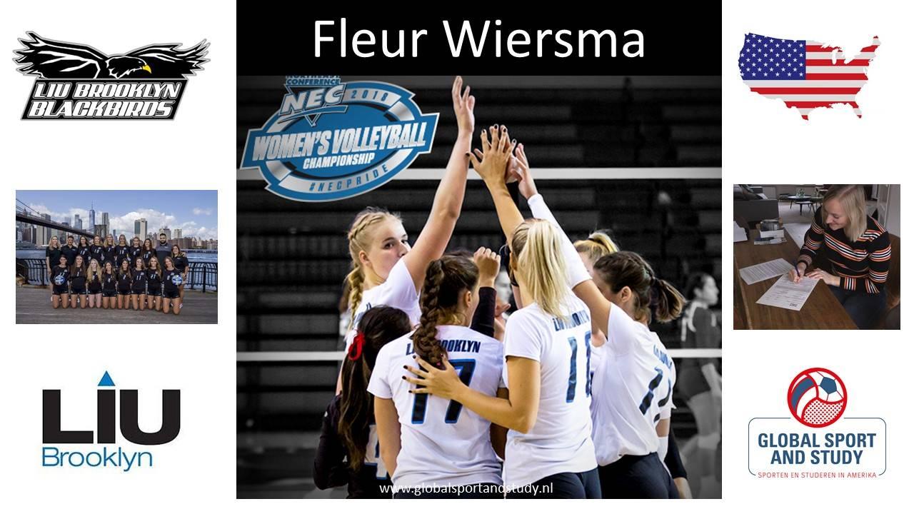"""Fleur Wiersma becomes a """"Blackbird"""""""