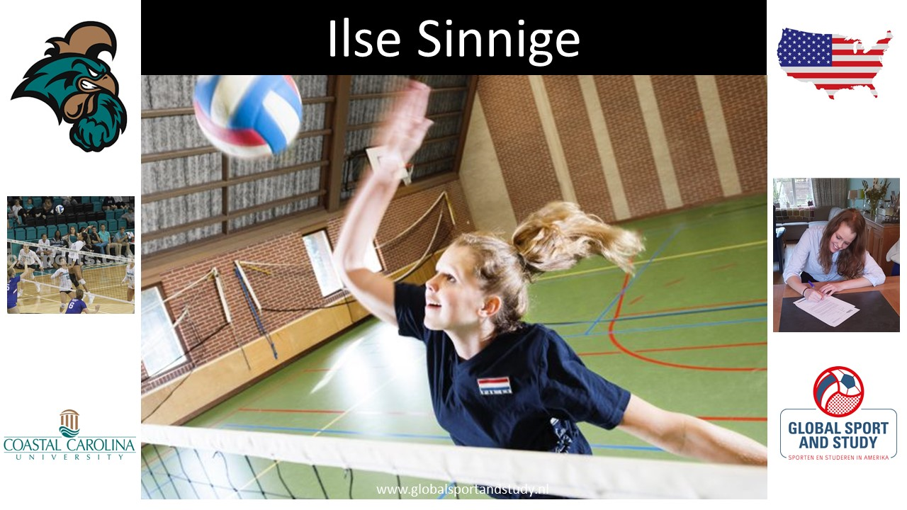 "Ilse Sinnige becomes a ""Chanticleer"""