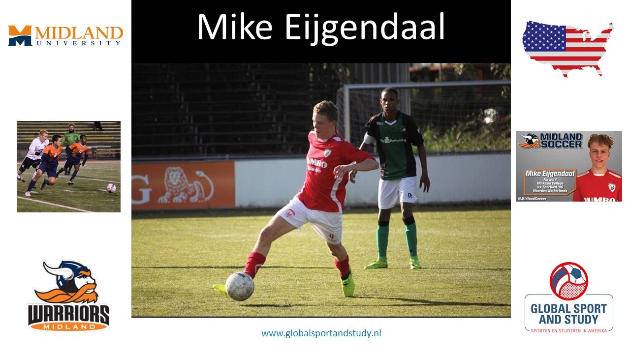 "Mike Eijgendaal becomes a ""Warrior"""
