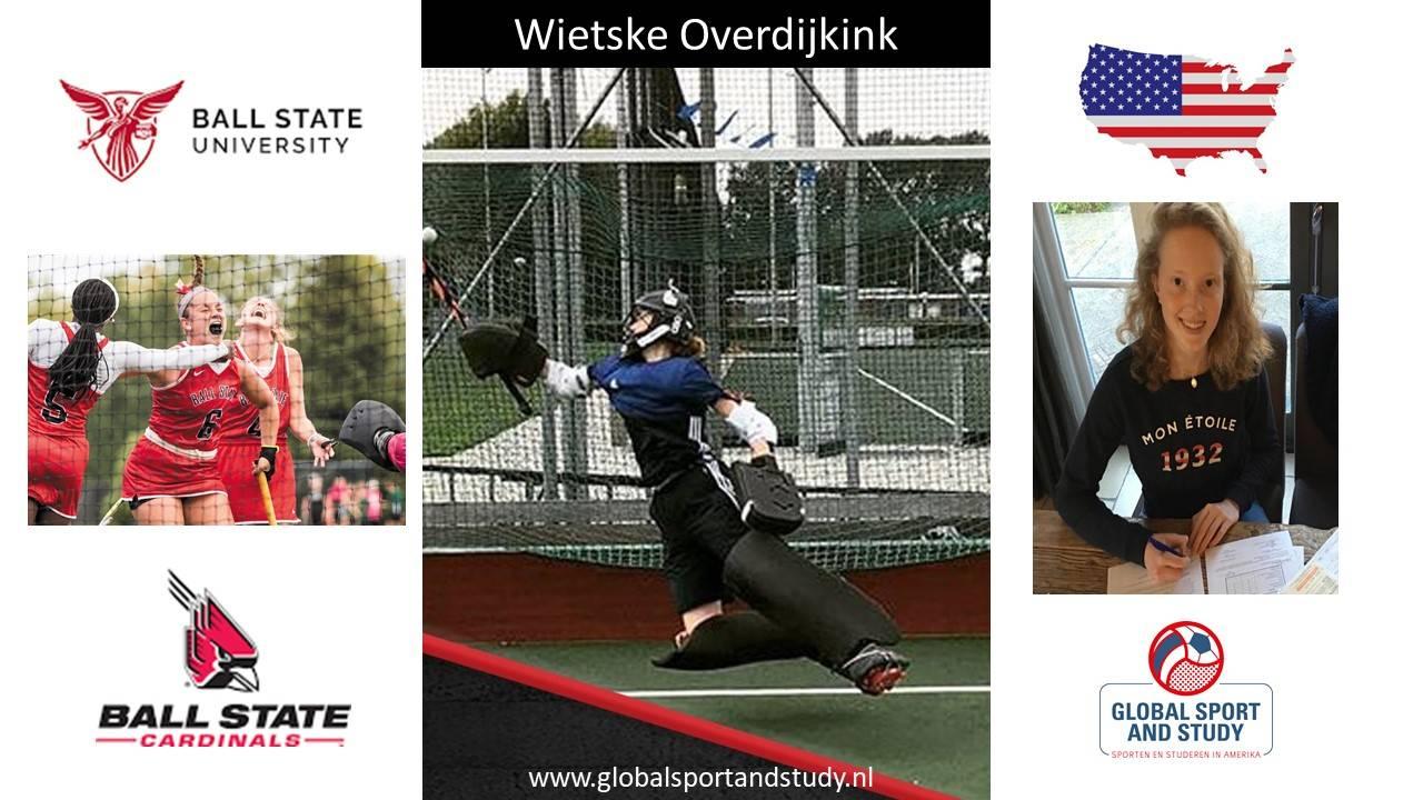 "Wietske Overdijkink becomes a ""Cardinal"""