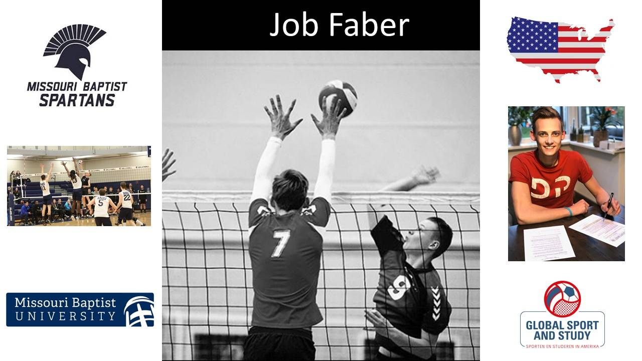 "Job Faber becomes a ""Spartan"""