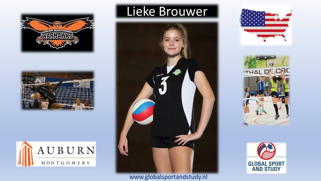 "Lieke Brouwer becomes a ""Warhawk"""