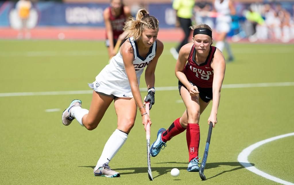 Isa Gooijer, seizoenstart Harvard University