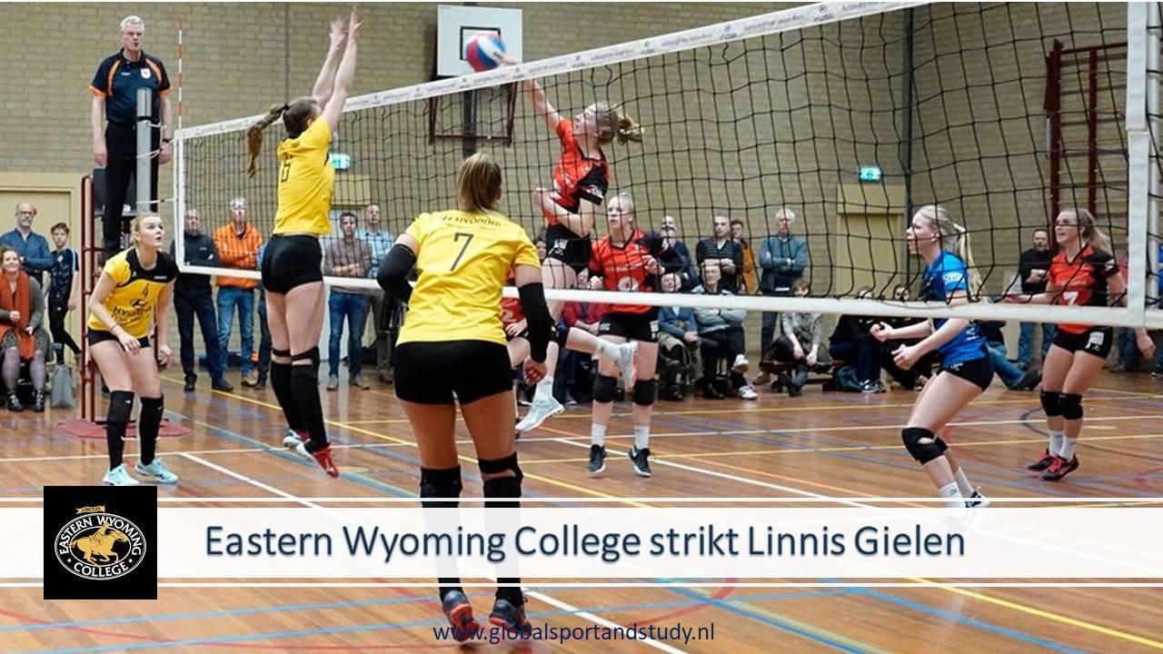 Linnis Gielen becomes a Lancer