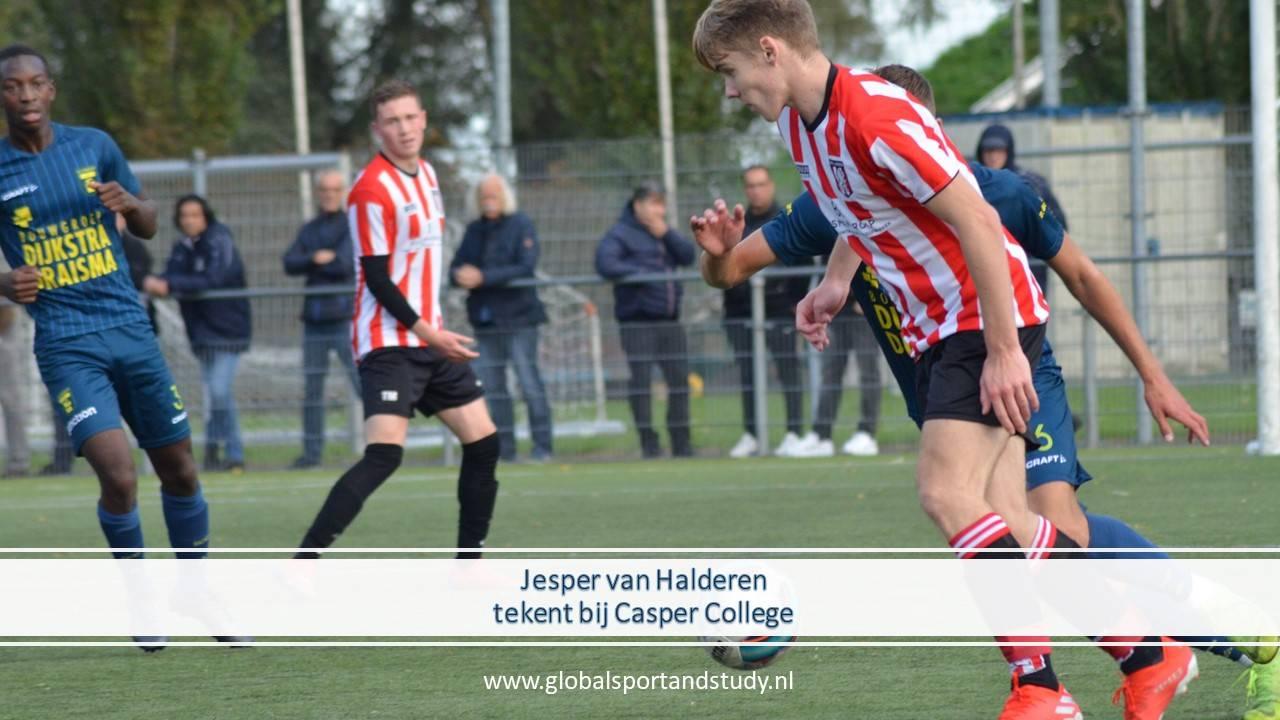 """Jesper van Halderen becomes a """"Thunderbird"""""""