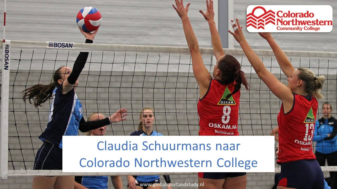 "Claudia Schuurmans becomes a ""Spartan"""