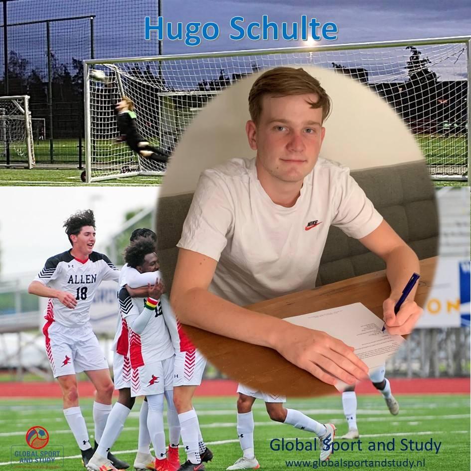 Hugo Schulte naar de Red Devils